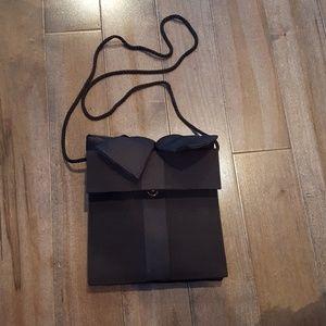 Vintage Black Andre Cellini Evening Bag